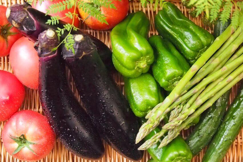 老化防止やがん予防、むくみ解消!栄養たっぷり!夏野菜の効果とは?