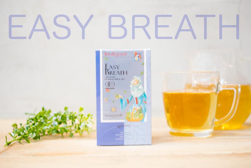 呼吸のお茶