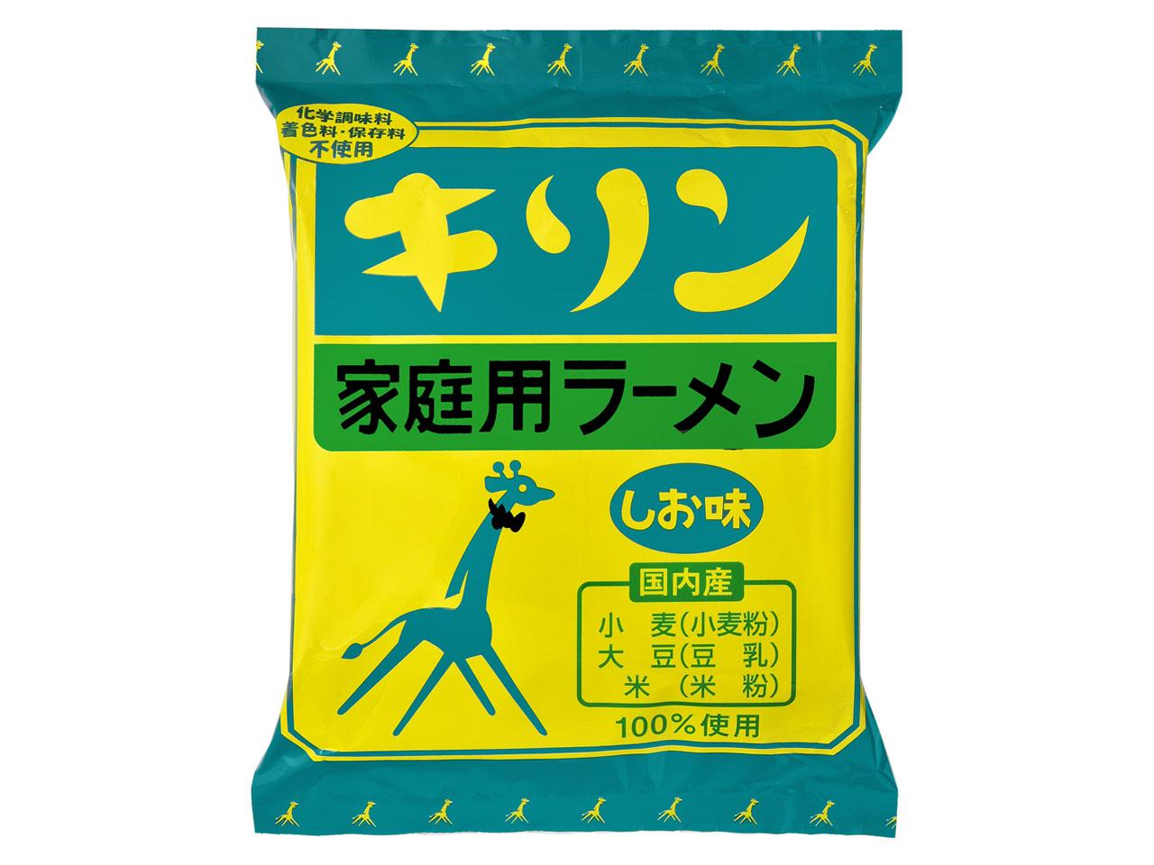 キリンラーメンしお味