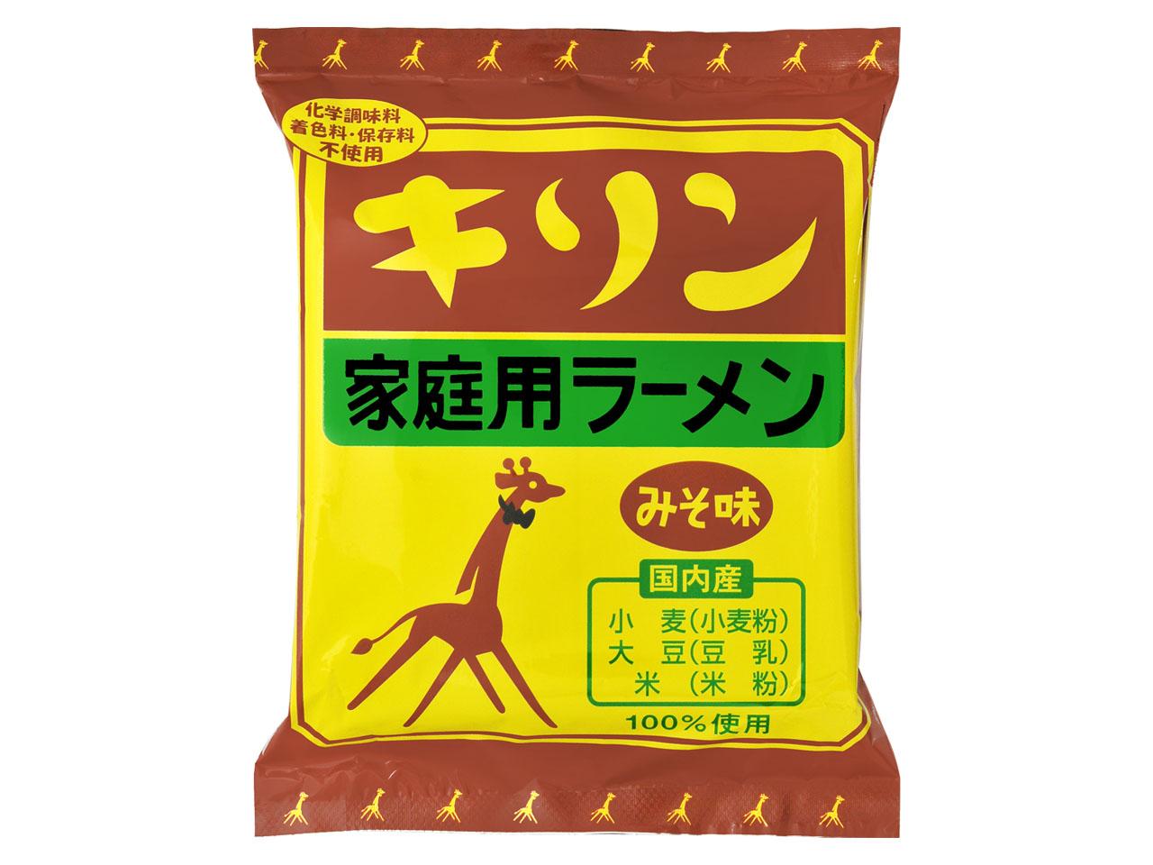 キリンラーメンみそ味
