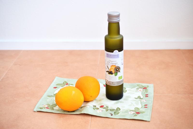 オーガニックEXVオリーブオイルオレンジ250ml