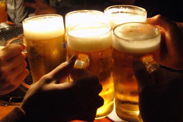 1日あたりのアルコールの適量はビール中瓶1本!?