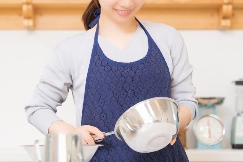 タンパク質粥は3つの材料で作れる