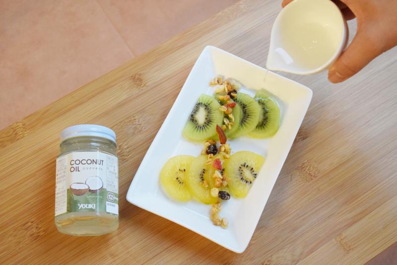 ココナッツオイルはおすすめの摂取方法